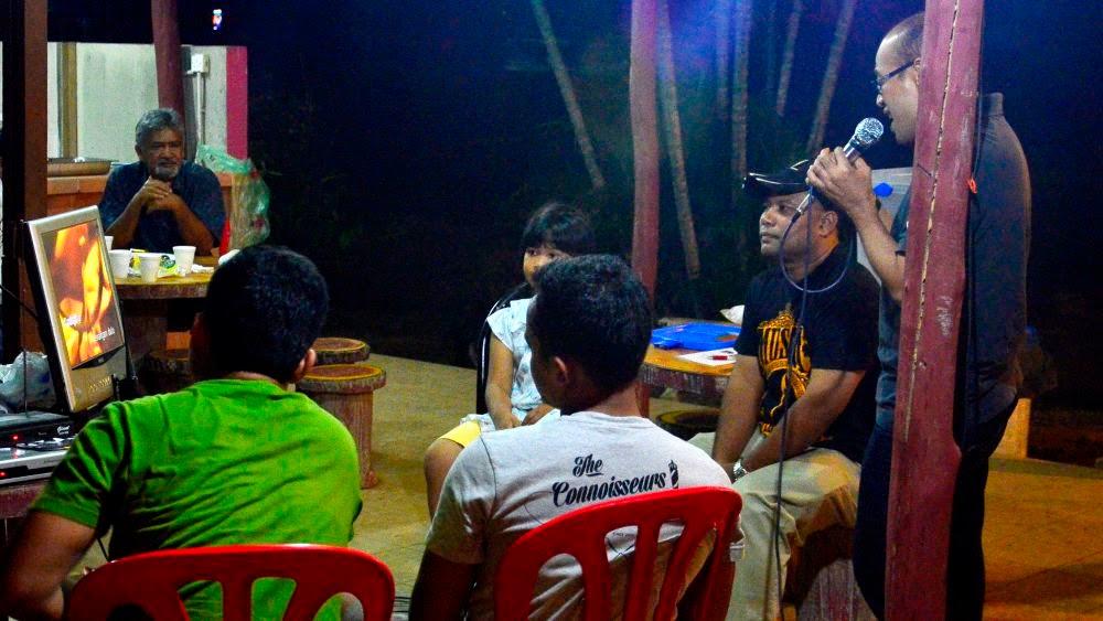 Permainan menarik di Bougainvilla Resort