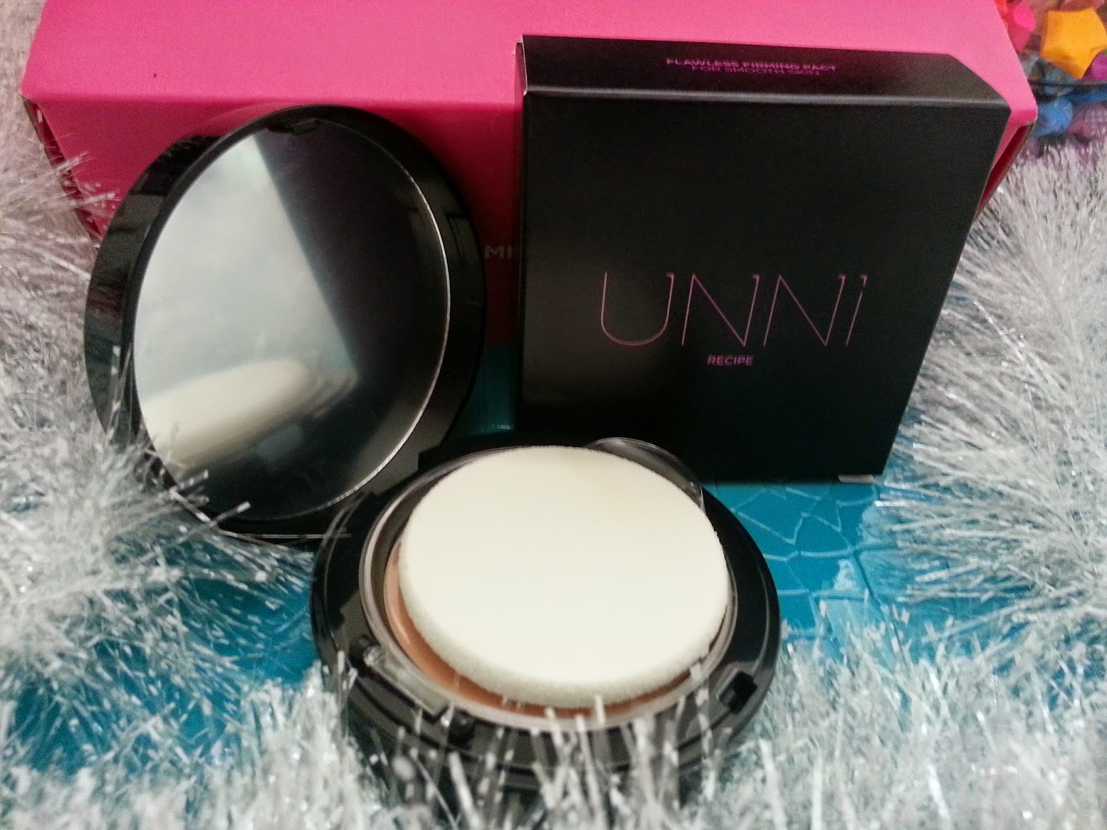 Unni Recipe Makes Your Skin Smooth Firming Pact