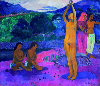 Paul Gauguin - L'Invocation