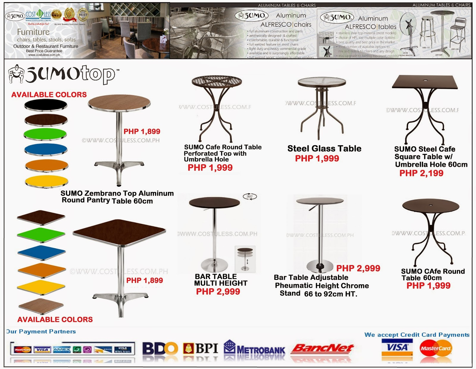 Superior Sumo Top Tables Special Sale Discount. RESTAURANT ...