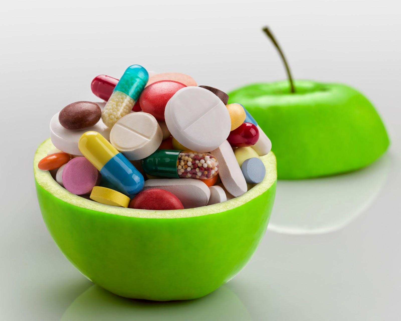 Fármacos y Nutrición