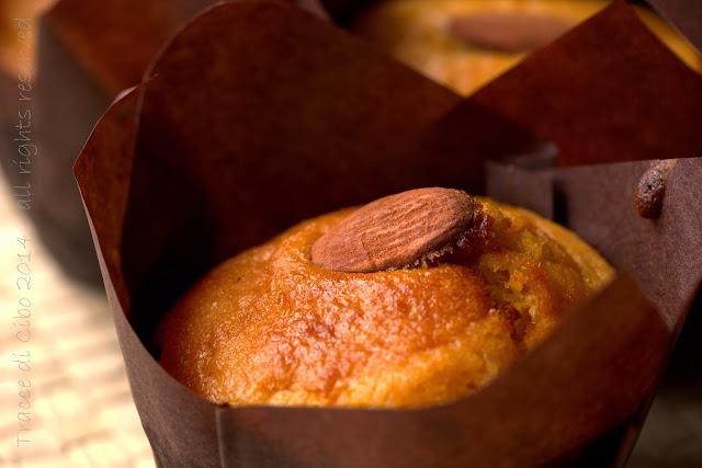 muffin alla carota e mandorla senza grassi