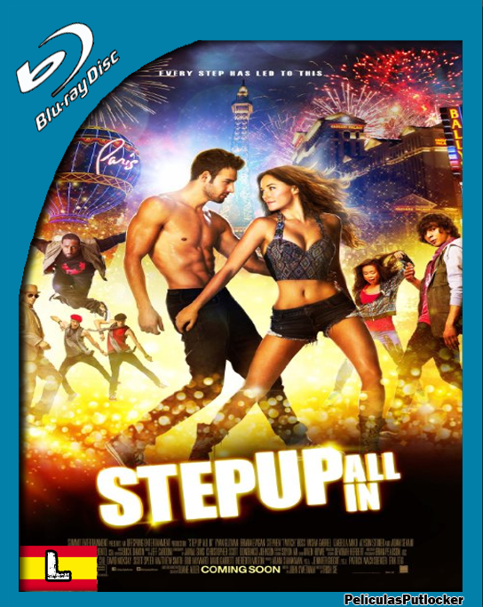Step Up: Todos Unidos [BrRip 720p][Latino][SD-MG-1F]