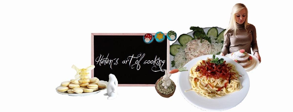 Helen´s art of cooking