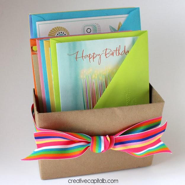 Capital B Birthday Card Gift Box with Hallmark Value Cards – Hallmark Birthday Cards