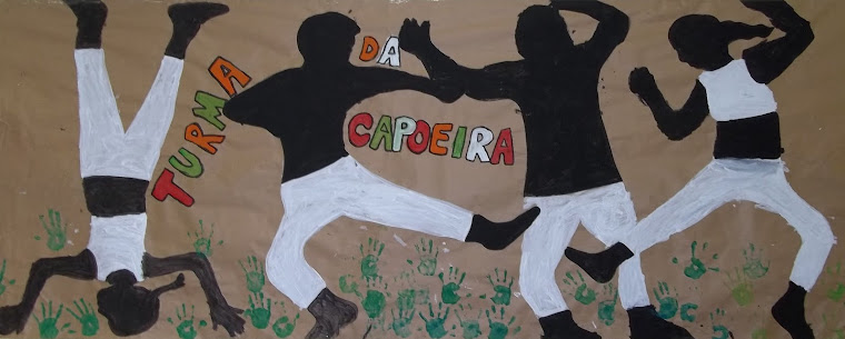Turma da Capoeira
