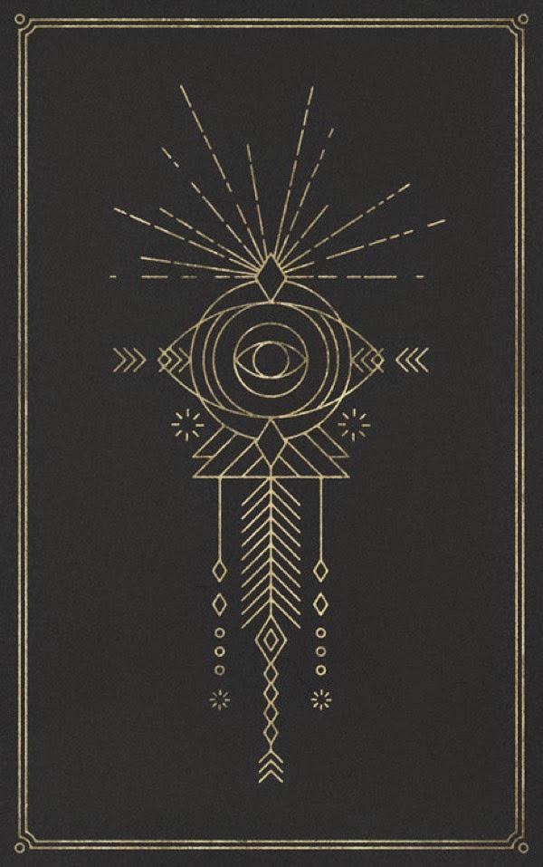 Inspirasi Desain Line Art - GOLDEN SUN OVERLORD BY PENABRANCA