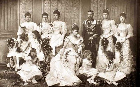 nineteenteen royal weddings part 6 george duke of york