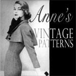Anne's Vintage Patterns