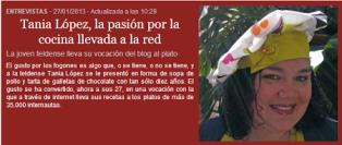 Entrevista en TeldeActualidad