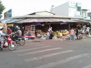 Bán 300m2 lô đất mặt tiền đường DJ9 Mỹ Phước 3