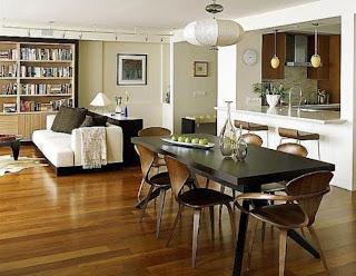 Memilih Desain Ruang Makan Minimalis   Rumah Minimalis Terbaru