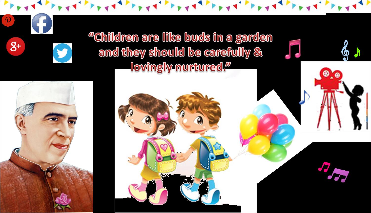 Children's Day Celebration in India