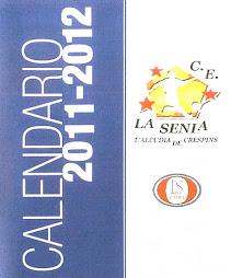 CALENDARIO TEMPORADA 11/12