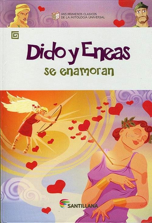Dido y Eneas se enamoran -  Edit. Santillana