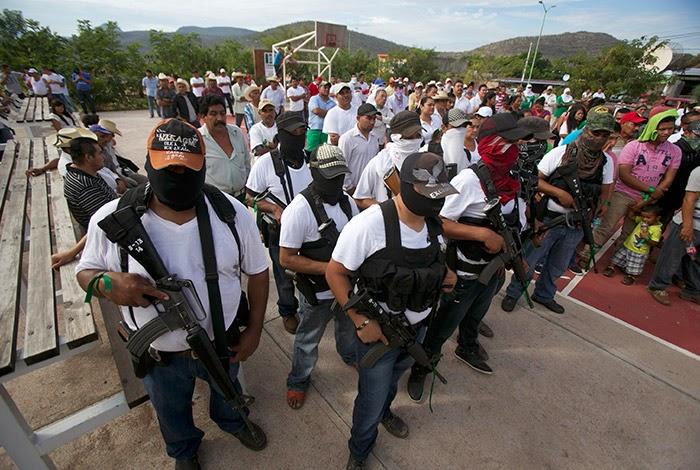 Michoacan Bajo Fuego.  Fotogaleria.  Las Victimas de Paracuaro 04_michoacan