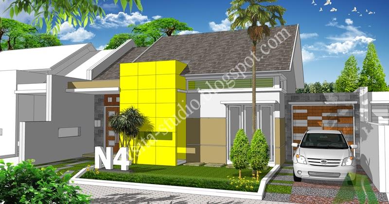 ARSITA STUDIO architecture: Desain Pra Rencana Rumah Tinggal