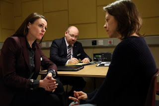ITV's Scott &amp; Bailey: Suranne Jones as Rachel Bailey and Nicola Walker as Helen
