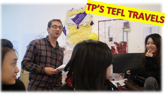 TP&#39;s TEFL Travels