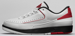 Air Jordan II - The journey of MJ begins with sights set high.