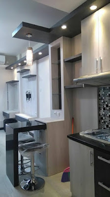 jasa-kitchenset-sunter-park-view