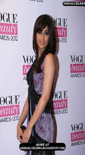 Ileana at Vogue Beauty awards