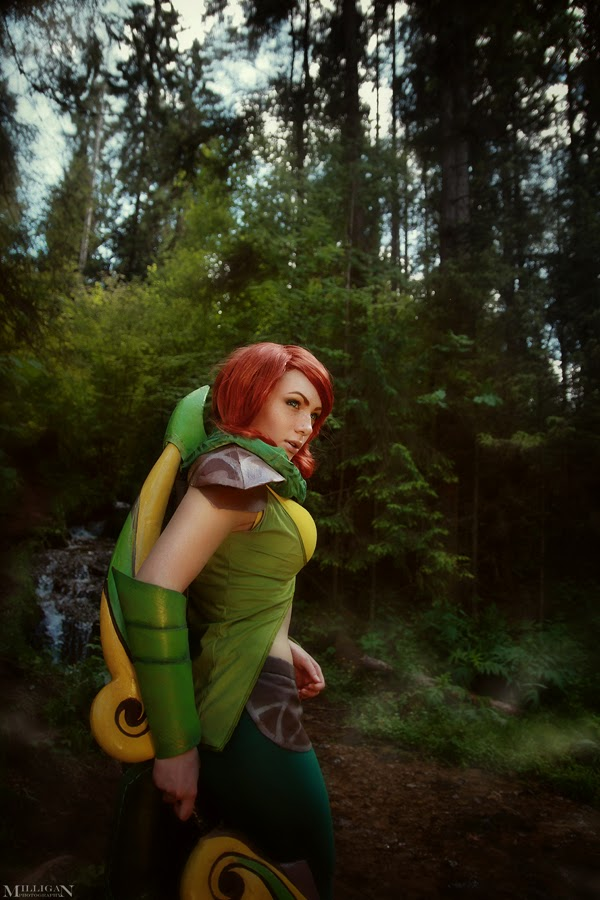 DotA 2 - WindRanger - Time for target practice