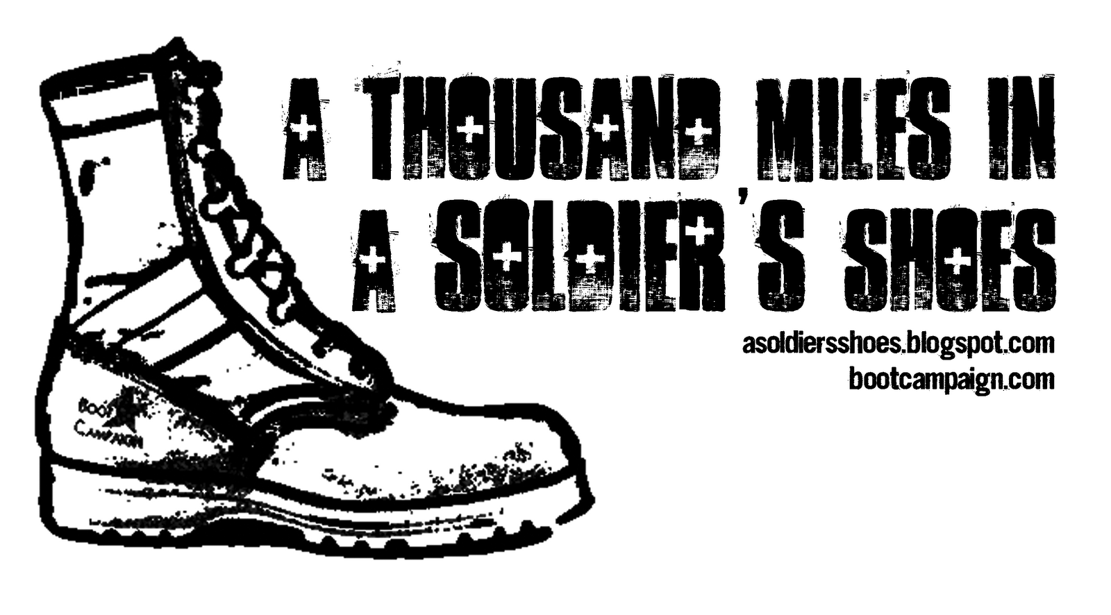 A Thousand Miles in a Soldier's Shoes