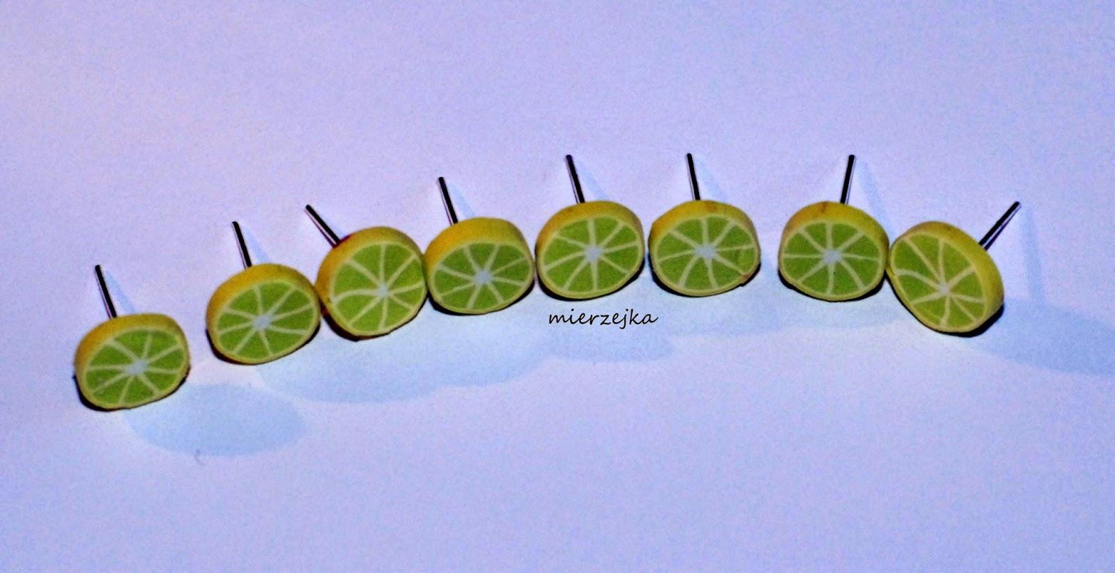 Limonkowe wkrętki