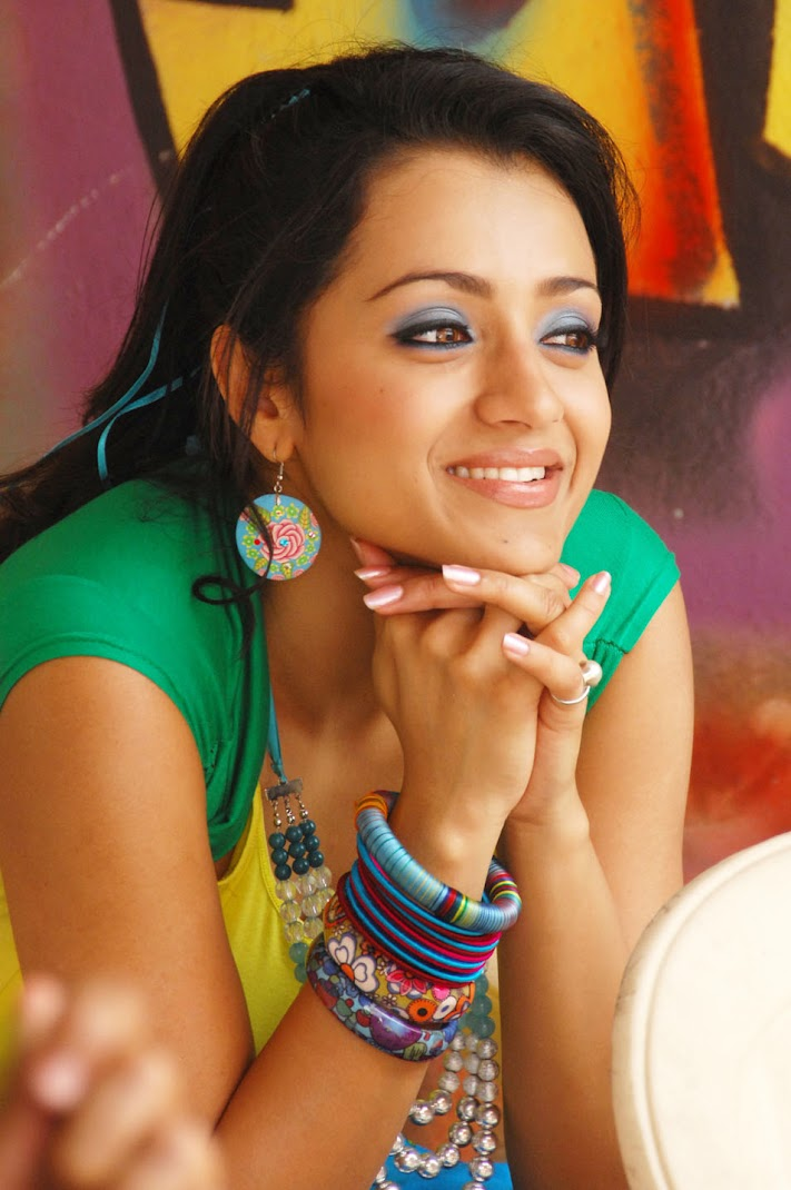 Trisha Krishnan Latest Hot Photos