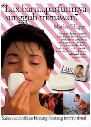Marissa Haque: Bentuk Cuping Hidung Ramping dari Keturunan Perancis