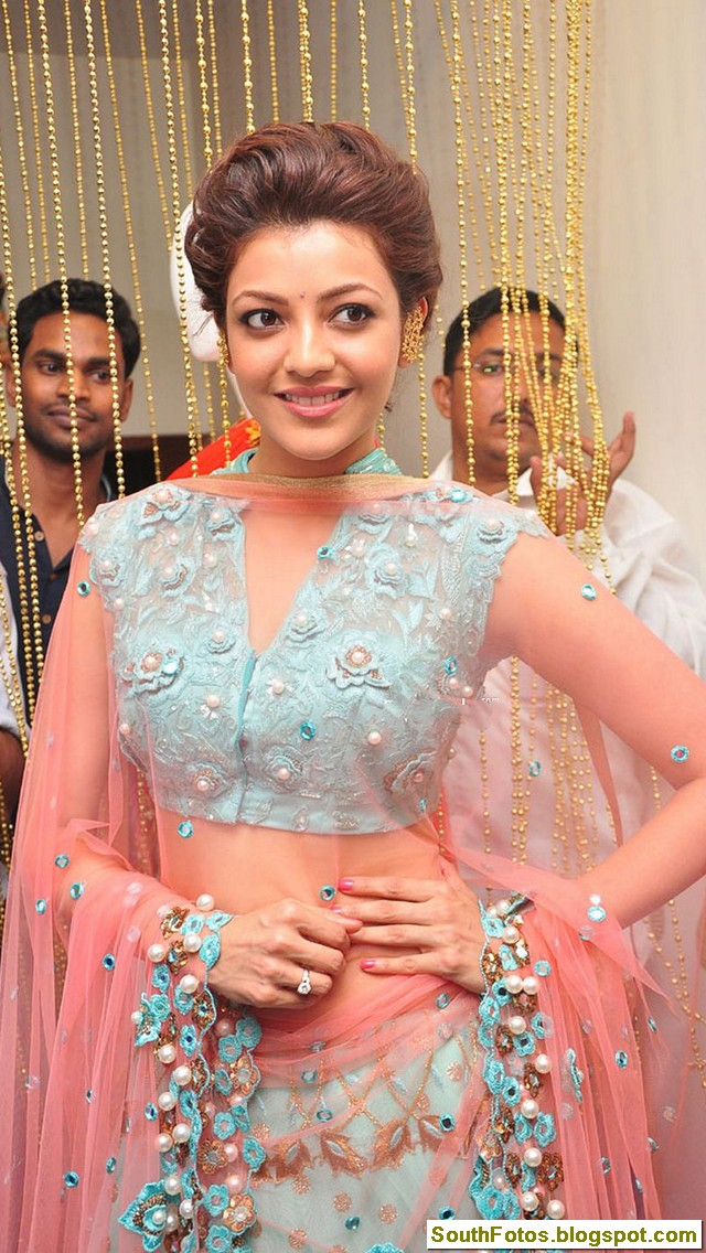 Kajal Agarwal Latest Hot Wallpapers