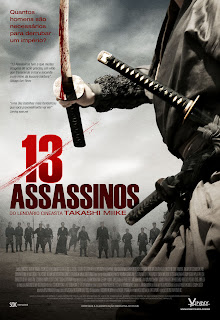 Download  13 Assassinos DVDRip   Dublado