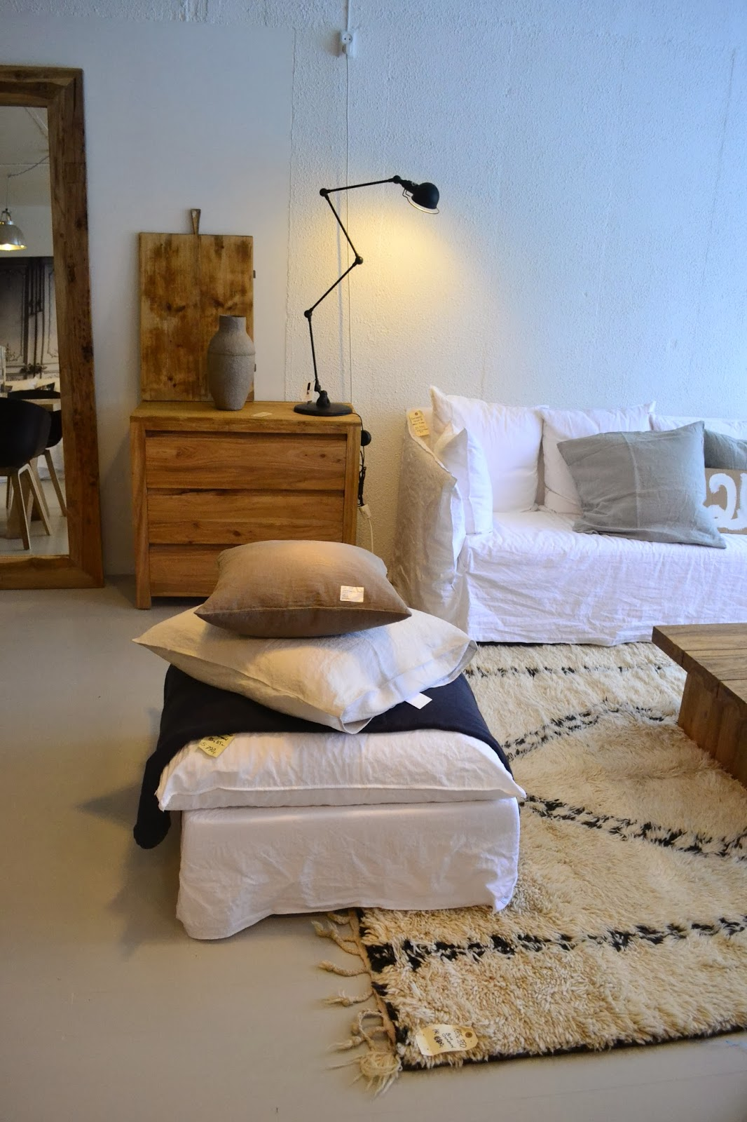 silje vaniljeis inspirasjonstur til len m bel. Black Bedroom Furniture Sets. Home Design Ideas