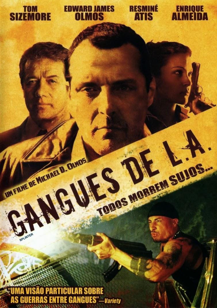 Gangues de L.A. / Facção – Dublado (2006)