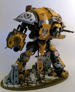 40k Imperial Knight Errant