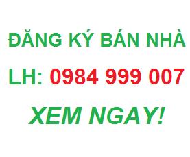 Đăng ký bán nhà đất chân cầu Vĩnh Tuy 2018