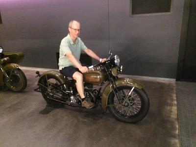 Heinkel Tourist scooters