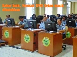 Formasi CPNS Bidan 2014