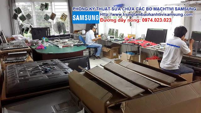 Sửa bo cao áp tivi Samsung lấy ngay tại Hà Nội