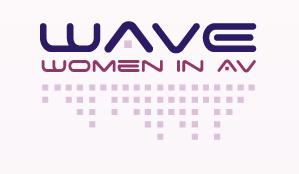 Women in AV logo