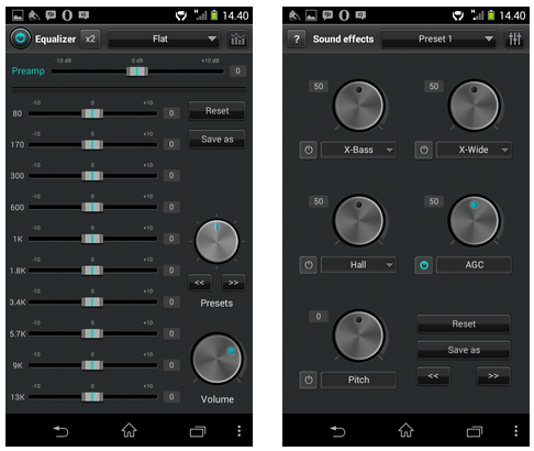 JetAudio Plus v5.2.0 Apk for Android