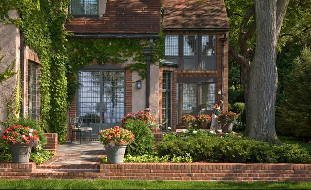 Fotos de jardin los mejores jardines de casas - Fotos de jardines de casas ...