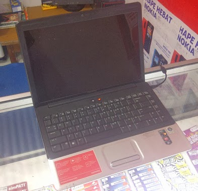 Harga Laptop Second compaq CQ40