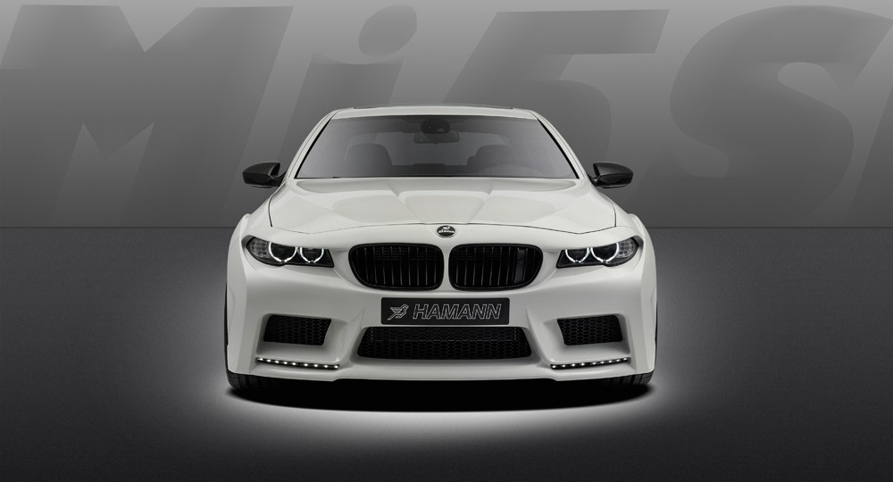 Hamann S New Bmw M5 Mi5sion Begs The Question