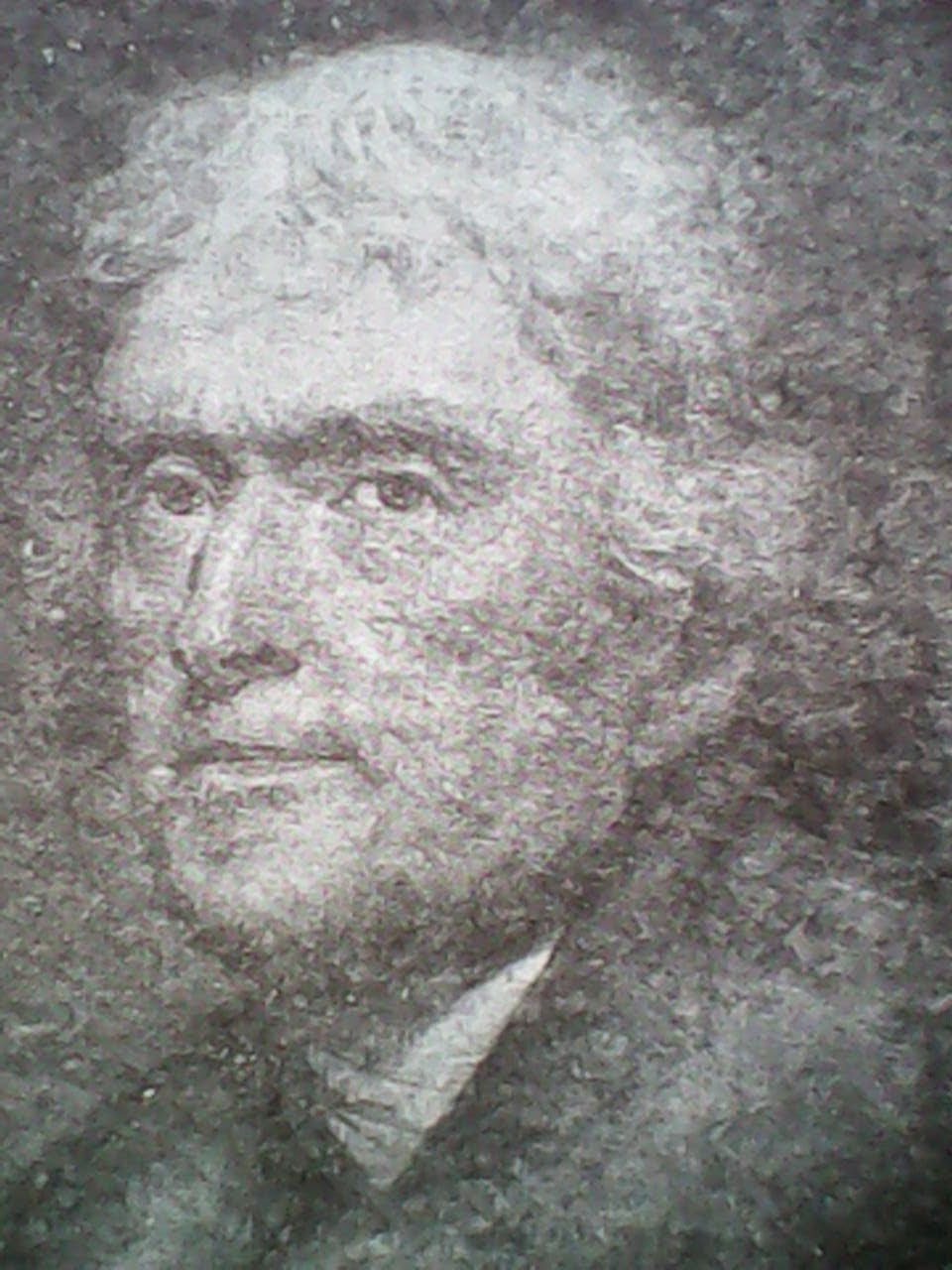 THOMMAS JEFFERSON 1743 - 1826 (Foto: SP)