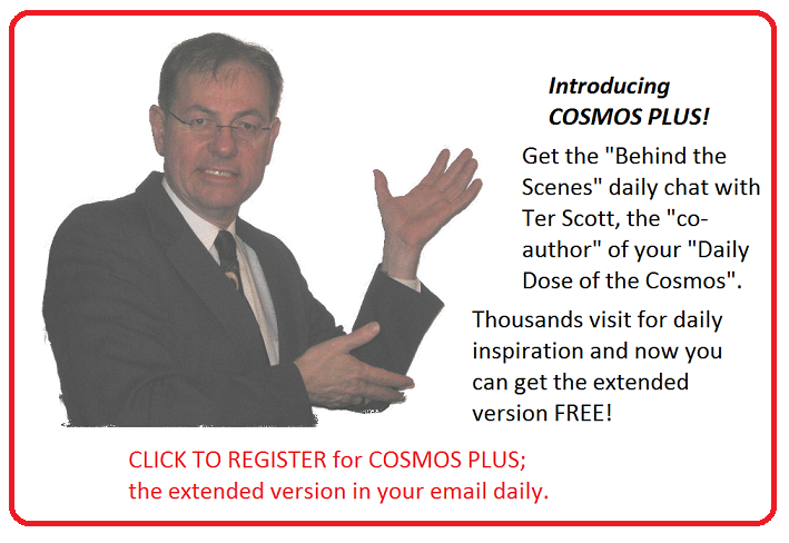 Join COSMOS PLUS Daily