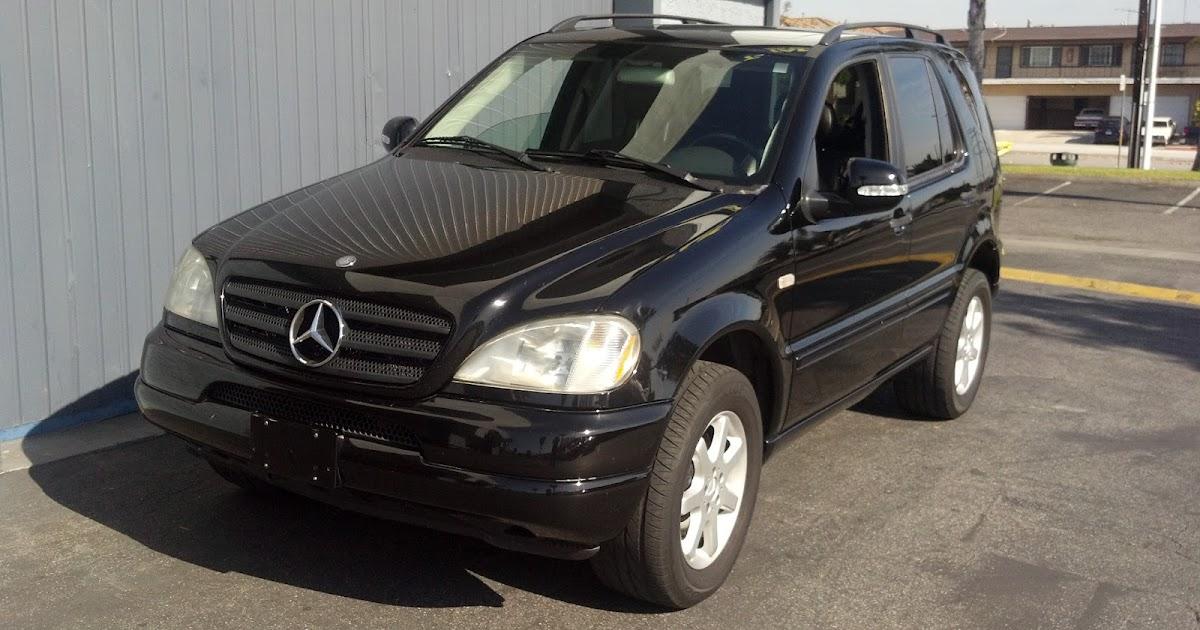 T tak auto service 2000 mercedes benz ml430 black for 2000 mercedes benz ml430