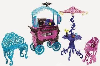 Monster High, Accesorios, Regalos de Navidad