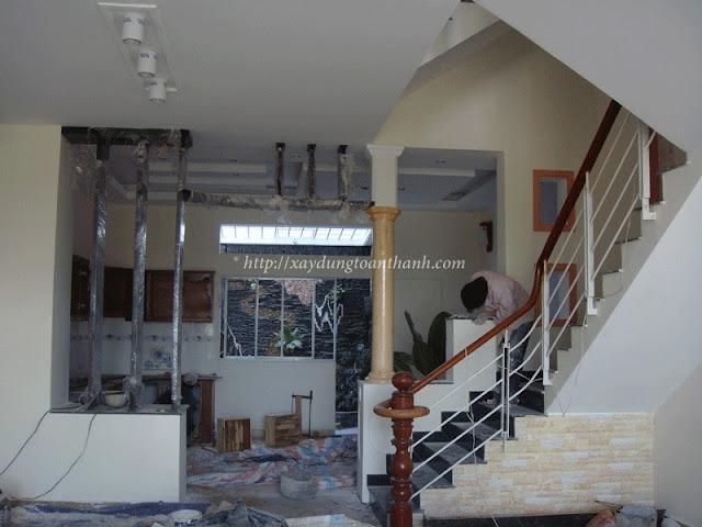 dịch vụ sửa nhà đẹp nhanh gọn rẻ
